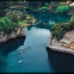Kayaking-the-waikato-river